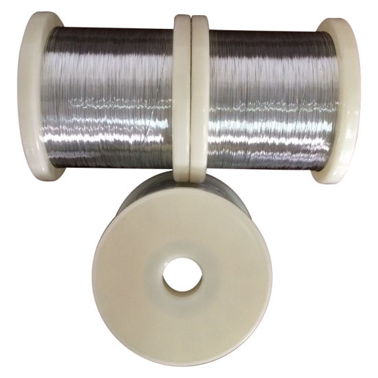 Factory Supplied Electric Nichrome Round Flat Ristance Heating Wire for Heating Element