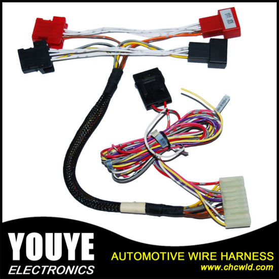 China Assembly Wiring Harness for Citroen - China Wire Harness, Wiring  HarnessGuangzhou City Youye Electronics Co., Ltd.