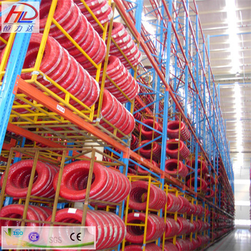 Warehouse Selective Pallet Racking with Ce Certificated pictures & photos