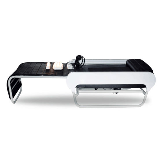 Electric Full Body Thermal Jade Heating V3 Jade Massage Bed Portable Foldable Thai Massager Table