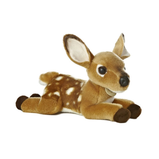 High Quality Plush Baby Deer Stuffed Toy pictures & photos