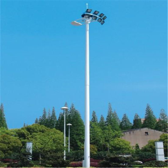 China 15m Hot Deep Galvanizd Octagonal Lamp Posts - China Lighting