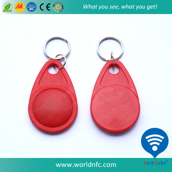 Professional Waterproof 125kHz T5577 RFID Key FOB for Access Control pictures & photos