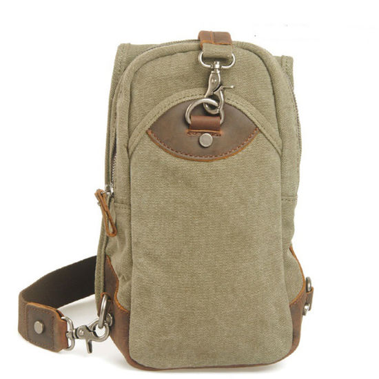 826ff89ce9 China Outdoor Sports Canvas Casual Mens Chest Bag (RS897) - China ...