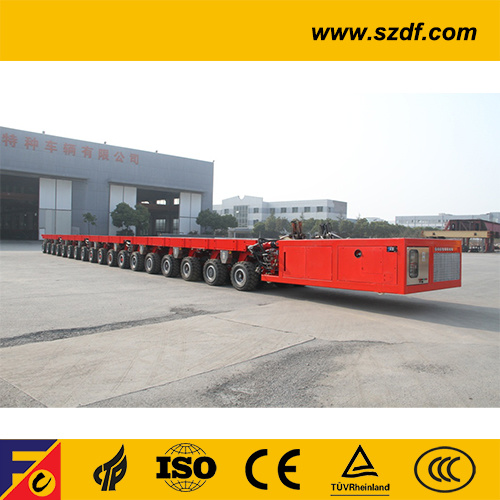 Spmt Transporters /Spmt Self Propelled Modular Trailer -Spmt (SPT) pictures & photos