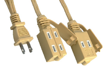 UL AC Power Cord for Use in North American 212-302