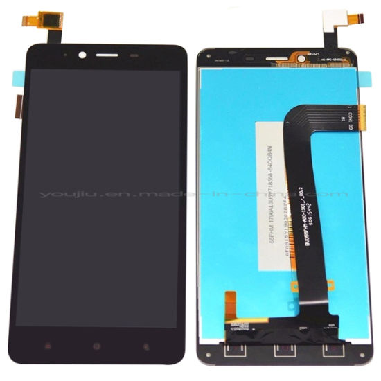 9062c93bd Cell Phone LCD Display for Redmi Note 2 Touch Screen Digitizer. Get Latest  Price