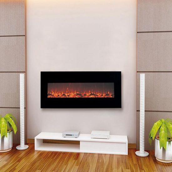 Whole 50 Wall Hanging Electric Fireplaces Heaters Stoves