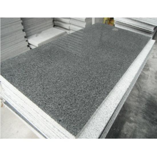 Natural Stone Granite Dark Grey G654