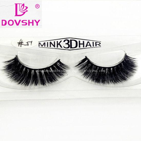 fb2a2bd8564 China Wholesale Makeup Handcraft Bushy Soft 3D Mink False Eyelash ...