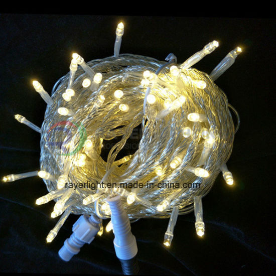 Clear Christmas Lights.China Home Decor String Light Clear Wire Christmas Light