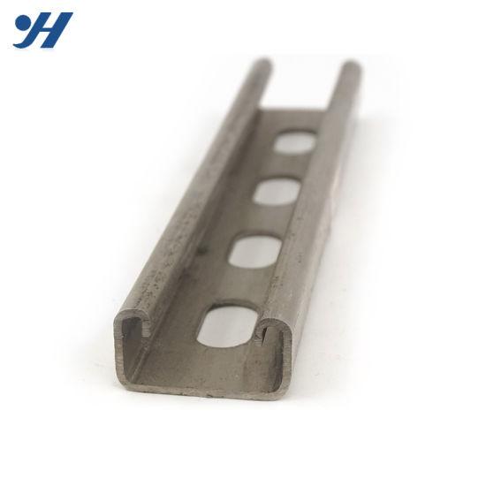 Standard Metal Furring Galvanized Bending C Channel