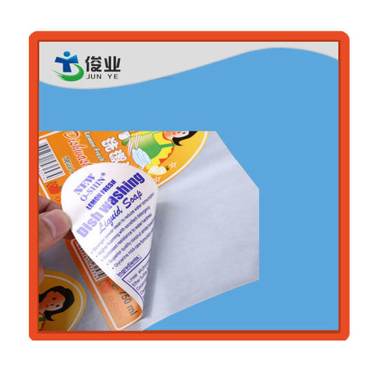 Colorful High Adhesive Sticker/Customized Label in Sheet