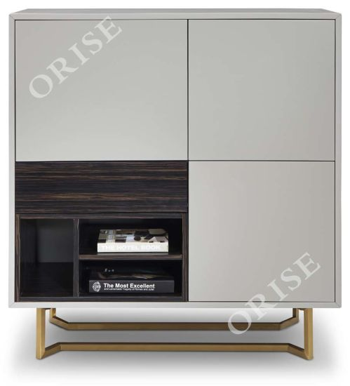 Orise Dining Room Modern Sideboard Storage Cabinet Buffet Saj 23pg015