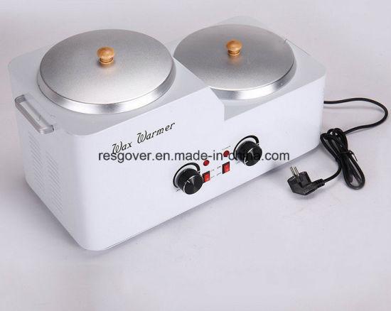 China Best Selling Depilatory Double Pot Wax Heater - China