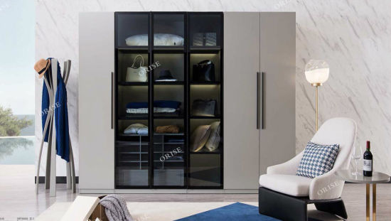 2019 Newly Design Home Furniture Wardrobe for Bedroom