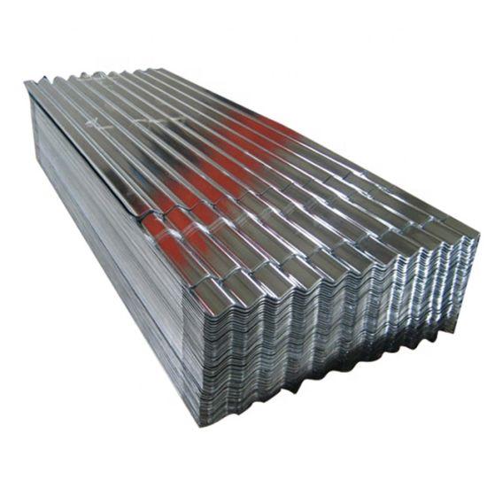 Corrugated Galvanized Steel Sheet / Calaminas for Sale