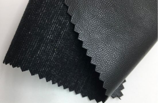 Soft Elastic Sythetic PU Leather Faux Garmnet Leather for Garment, Clothes Jackets Gloves