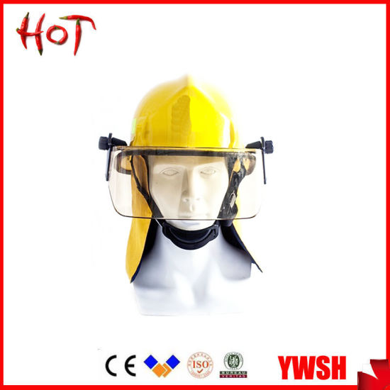 New Style Yellow Color American Style Safety Helmets pictures & photos