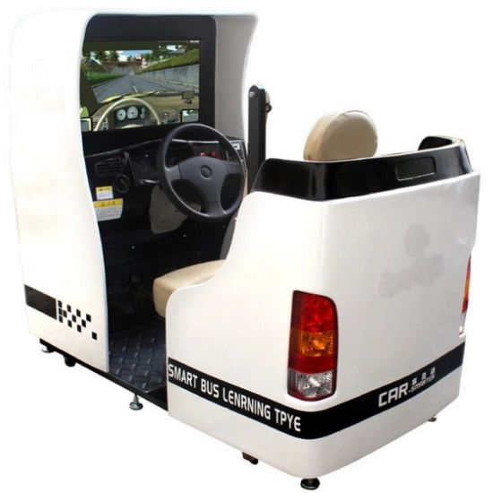 China Good Quality Car Driving Simulator for Training or