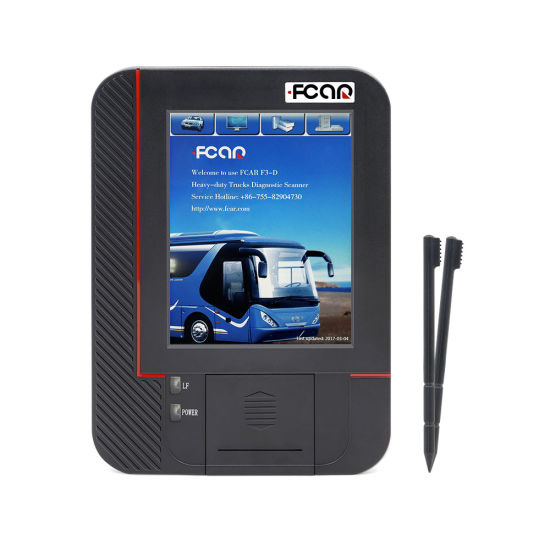 2019 Original Fcar F3-D Heavy Duty Truck Scanner for Diesel Fcar F3 D Truck Diagnostic Tool Update Online with Multi-Language pictures & photos