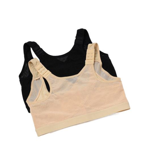 Top Selling High Impact Yoga Bra Posture Corrector Lift up Bra Workout Sport Bra Tops Women Naked Feel Sports Vest Bras Underwear Bra