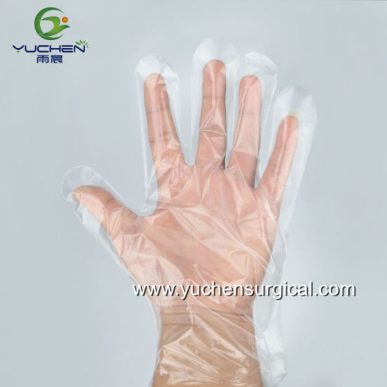 Disposable HDPE Gloves for Daily Use
