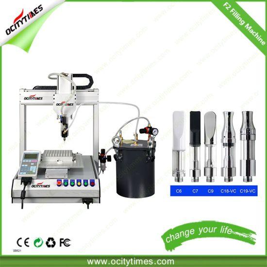 Ocitytimes F1 Ecig Liquid Filling Machine, Cbd Oil Cartridge Filling Machines Automatic
