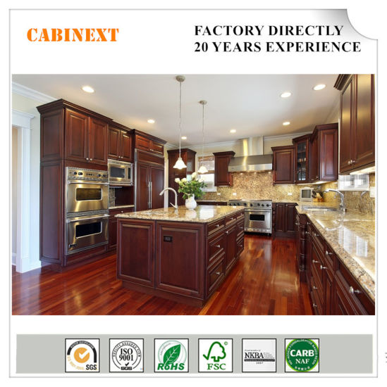 China Luxury American Projects Wooden Kitchen Cabinets Montreal Modern Factory Directly China Kitchen Cabinets Kitchen Furniture