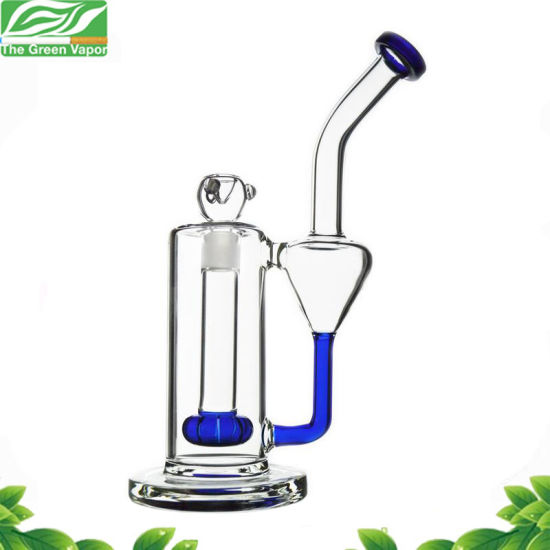2018 Hot Selling Recycler Smoking Accessories Glass Water Smoking Pipe