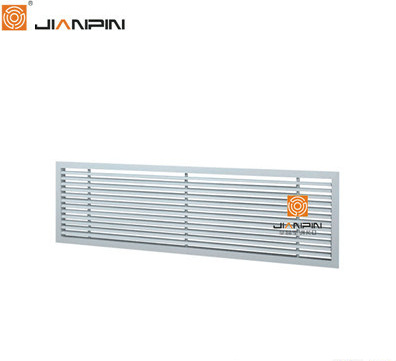 Square Ceiling Diffuser Air Grille Opposite Blade Damper