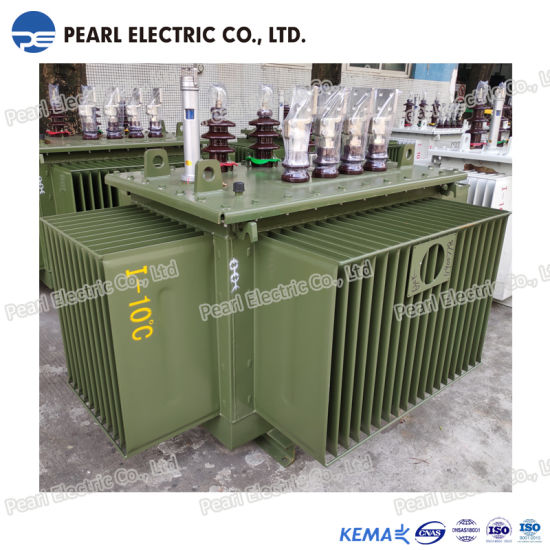 High Efficiency Oil-Immersed Type Transformer 800kVA 11kv