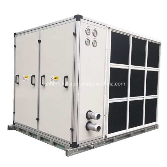 Industrial and Commercial Use 160kw Central Air Conditioning System