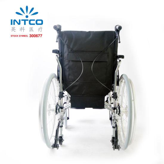 Amazing China Seat Height And Depth Adjustable Aluminum Wheelchairs Machost Co Dining Chair Design Ideas Machostcouk