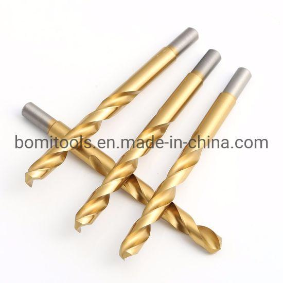 1pc 10.5mm HSS CNC Straight Shank 4 Flute End Mill Cutter Drill Bit