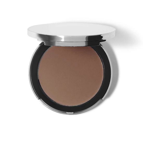 China Factory Matte Pressed Face Powder in Dark