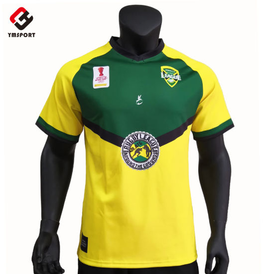 High Quality Custom Rugby Shirts Sublimation Rugby Wear