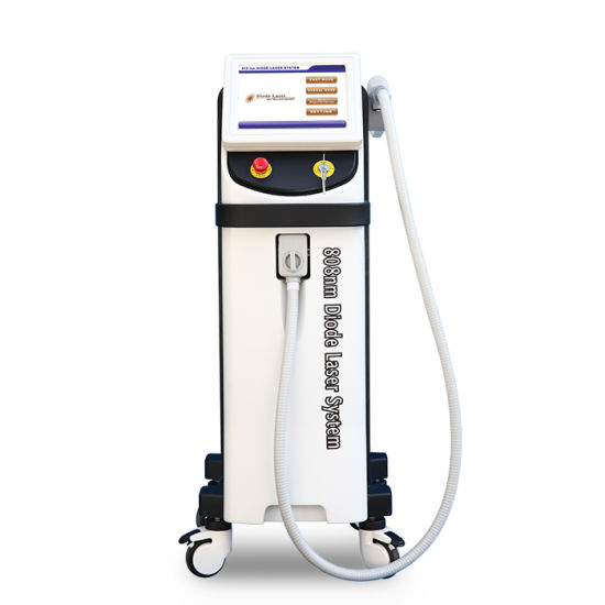 808nm Diode Laser Ice Soprano Laser Air+Water Circulation System +Semiconductor Cooling Hair Removal Machine pictures & photos
