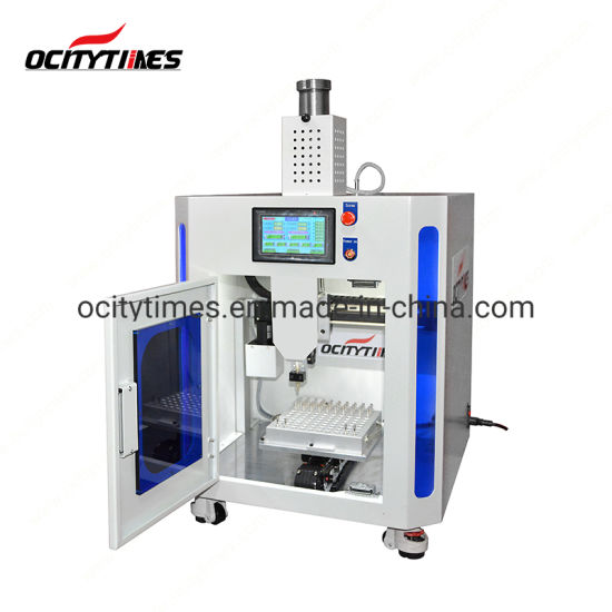 Small Size Filler Ocitytimes Filling Machine (F4) No Need Air Compressor for Cbd