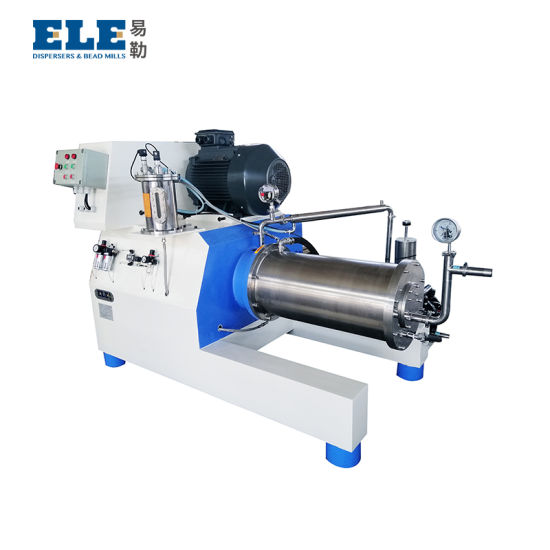 Ele Digital Printing Ink Sand Mill for Grinding
