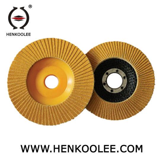 150mm Aluminum Oxide Grinding Disc