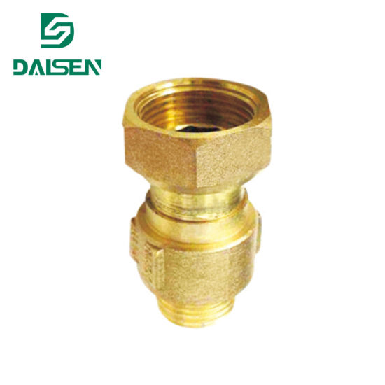 Brass Water Meter Check Valve with Ce ISO9001 Approved H32X-16t