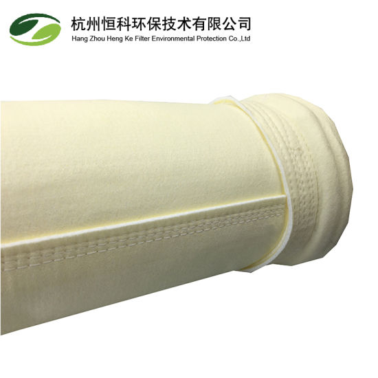 Factory Directly Supply Acrylic Dust Filter Bag Middle Temperature Filter Bags