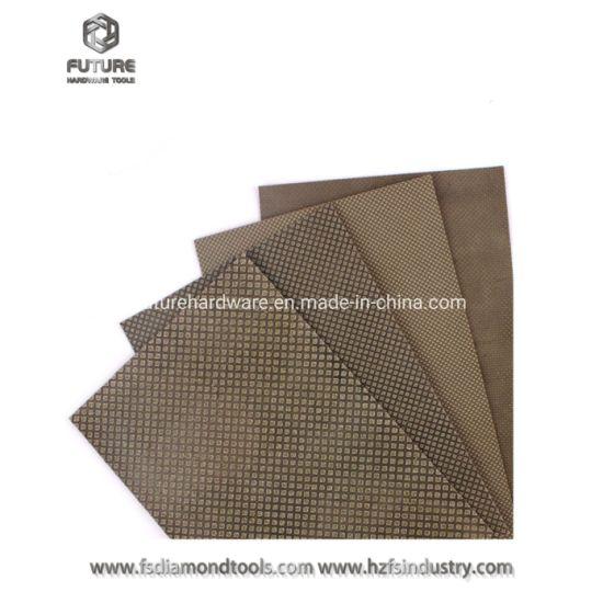 Diamond Electroplated Polishing Disc for Hard Granite