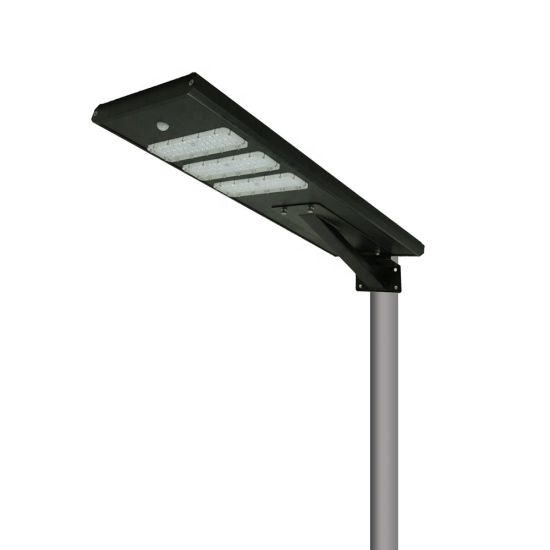 High Lumen Waterproof IP65 60W Integrated All in One LED Solar Street Lights