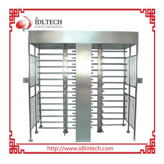 Factory Price Bidirectional Automatic Full Height Turnstile Gate Mechanism