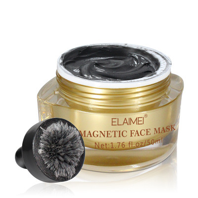 Deep Cleansing Remove Blackheads Skin Whitening Magnetic Mud Facial Mask