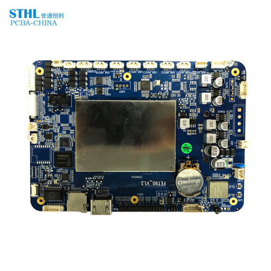 Professional Manufacture Smart LED LCD TV Main Board PCB