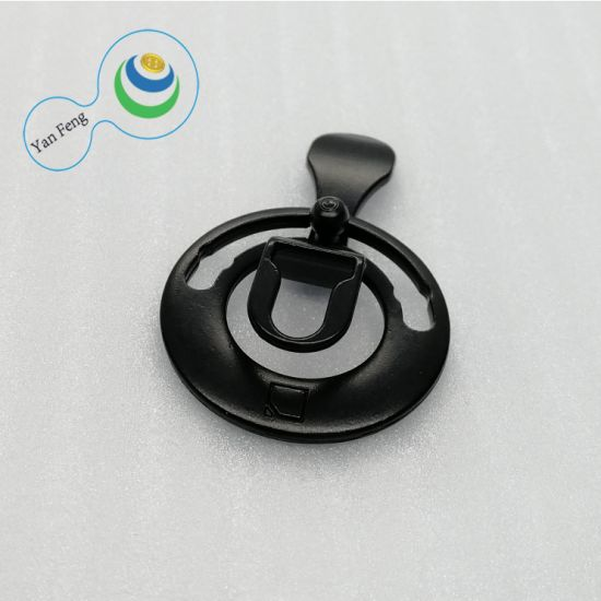 30mm Solid Color Design Alloy Metal Clothing Clip for Clothing Accessories (YF358-19)