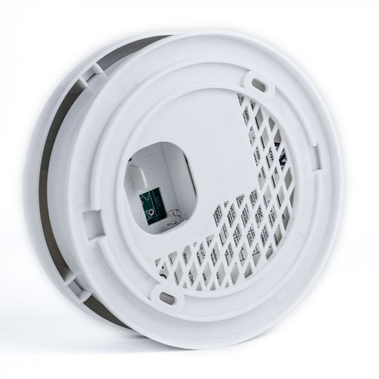 China Wireless Point Type Temperature Heat Detector Equipment For